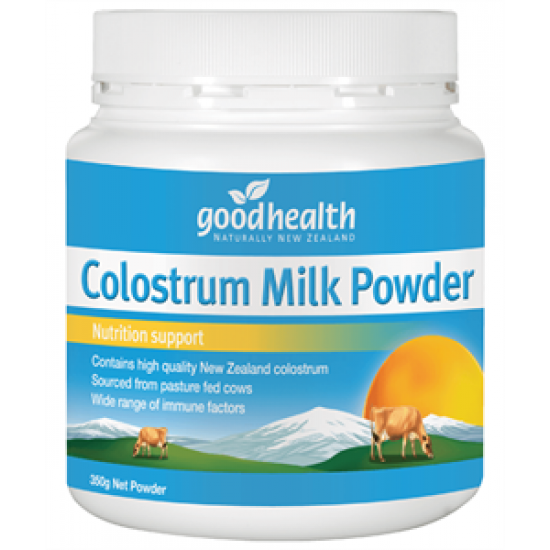 Good Health Colostrum Milk Powder 350g