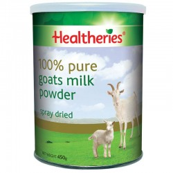 Healtheries Goats Milk Powder Can 450g