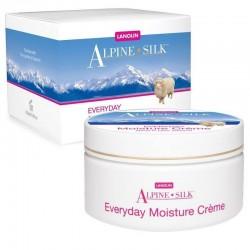 Alpine Silk Organic Lanolin Moisture Cream 100g