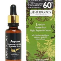Antipodes Joyous Protein-rich Night Replenish Serum 30ml
