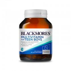 Blackmores Multi For Teen boys 60caps 男孩脑黄金 60粒