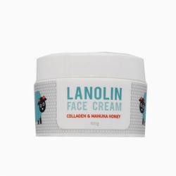 DQ LANOLIN Face Cream (100gm)