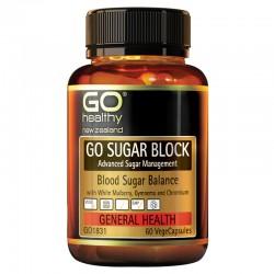 GO HEALTHY GO Sugar Block 60s