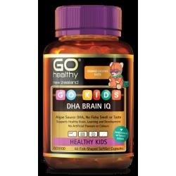 Go Healthy Kids DHA Brain IQ GO9100 60 capsule