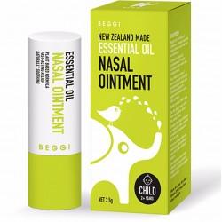 Beggi essential oil nasal ointment 3.5g 儿童外涂式舒缓鼻塞膏 鼻通灵
