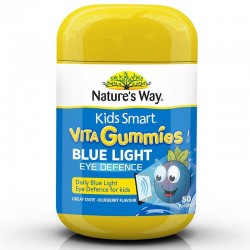 Nature's Way Kids Smart Vita Gummies Blue Light Eye Defence 50 Pastilles