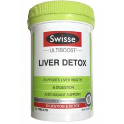 Swisse Liver Detox 120t