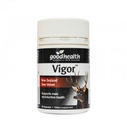 Good Health Vigor Deer Velvet 200mg 50 Capsules