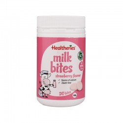 Healtheries Milk Bites Strawberry 50