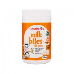 Healtheries Milk Bites NZ Honey 50