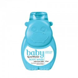 Earthwise Baby Body Wash with Goats Milk 275ml