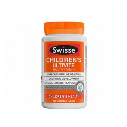Swisse Children's Ultivite 120c