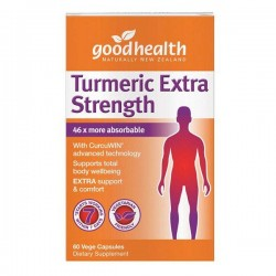 Good health Turmeric Extra Strength 30s