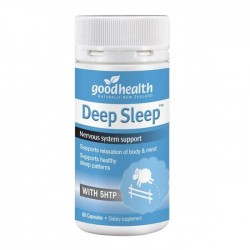 Good Health Deep Sleep Night 60 Capsules