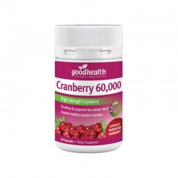 Good Health Cranberry 60000mg  50s