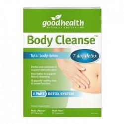 Good Health Body Cleanse Total Detox (63s+90s)