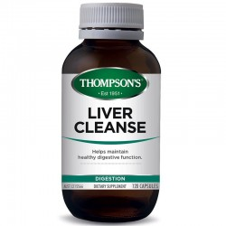 Thompson's Liver Cleanse 120 Capsules