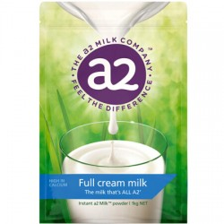 A2 Milk Powder Full cream (adults) *1kg (6pks/box)