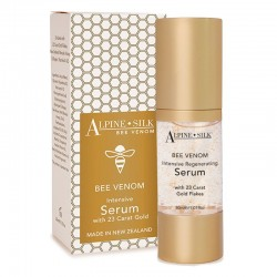 Alpine Silk Bee Venom Intensive Regenerating Serum 蜂毒金箔紧致精华 30ml