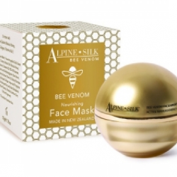 Alpine Silk Bee Venom Face Mask 50g