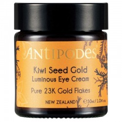 Antipodes Kiwi Seed Gold Luminous Eye Cream 23k 30ml