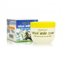 Beauteous Lanolin Face Cream 100g 羊毛脂绵羊油面霜