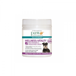 Blackmores PAW Wellness & Vitality Multivitamin Chews 300g