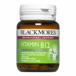 Blackmores Vitamin B12 Tablets 75s