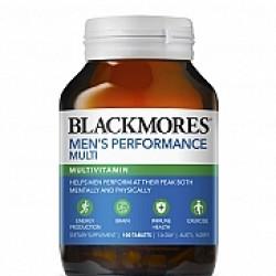 Blackmores Mens Performance Multi 100 Tablets