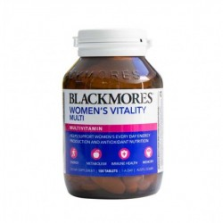Blackmores Womens Vitality Multi 100 Tablets