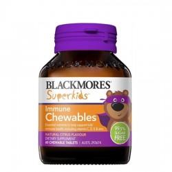 Blackmores Superkids Immune 60 Gummies