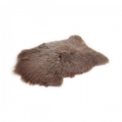 Bowron Arctic Fleece rugs - White or Dyed Colors