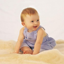 Bowron Babycare Shorn Washable