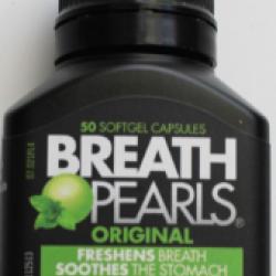 Breath Pearls Original 50c口气清新丸 保质期21/06