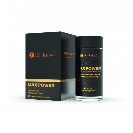 Dr.Kulsea Max Power 60caps