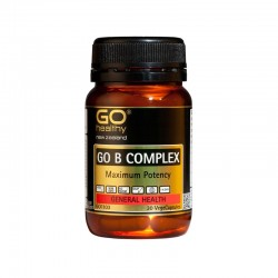 GO Healthy GO B Complex Capsules 120