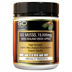 Go Healthy GO MUSSEL 19,000mg 300s