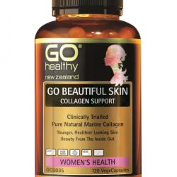 Go Healthy GO BEAUTIFUL SKIN 120s