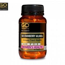 GO Healthy GO Cranberry 60,000+ 60Capsules