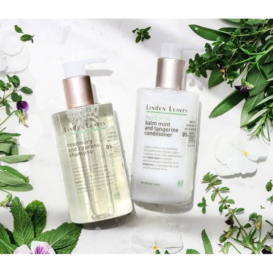 Linden Leaves Shampoo 300ml & Conditioner 300ml