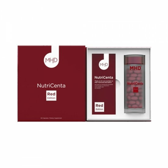 MHD NutriCenta Deer Placenta(Red Edition) 60 capsules