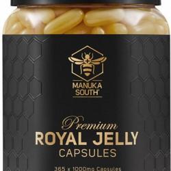 Manuka south Royal Jelly 1000mg 365 capsules (0.3%)