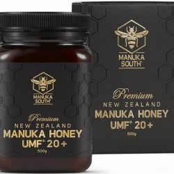 Manuka South Honey UMF 20+ (boxed)500g