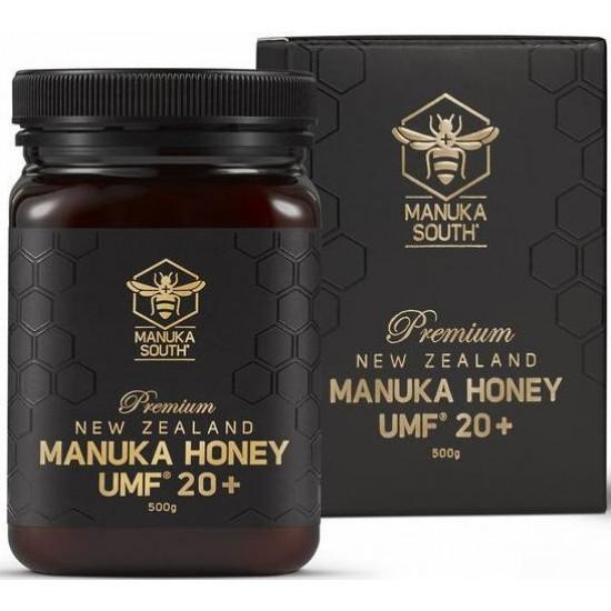 Manuka South Honey UMF 20+ (boxed)500g