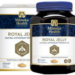 Manuka Health Royal Jelly 365s