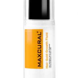 MAXCURAL hair gold grwoth fluid  30ml