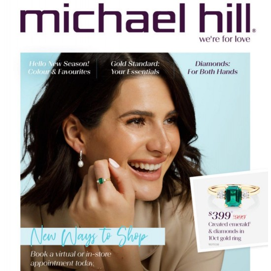 【daigou】Michael Hill Jewellery
