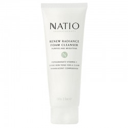Natio Gentle Foaming Facial Cleanser 100g