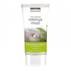 Parrs [WildFerns] Rotorua Mud Facial Wash With Lime Bloss  (130ml)