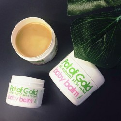Pot of Gold Baby Balm - Natural Skin Relief